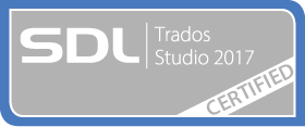 SDL Certified - Trados 2017 - Intermediate