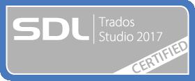 SDL Certified - Trados 2017 - Intermediate